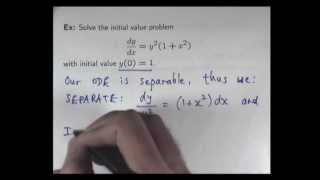 Download How to solve initial value problems Video