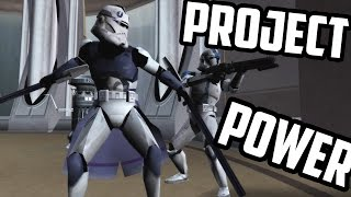 Download Star Wars Battlefront 2 Mods/Maps #178 [Project Power]] Video
