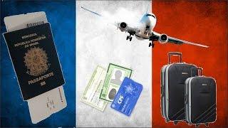 Download Documentos que você vai precisar para entrar na França Video