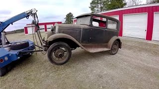 Download Unsticking an 87 Year Old Engine: Ike's Adventures Video