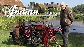 Download Indian 1915 V Twin 1000cc Video