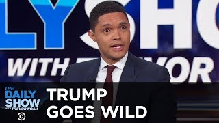 Download Trump's Wild Press Conference feat. George Washington - Between the Scenes | The Daily Show Video