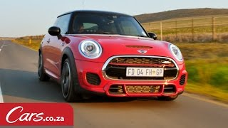 Download Mini Cooper JCW Test Drive - Loud, Fast and Red Video