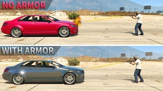 Download GTA V - Is car Armor Upgrade worth it? Video