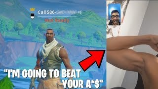 Download I FACETIMED Kids after I killed them in Fortnite... (SALTY lol) Video