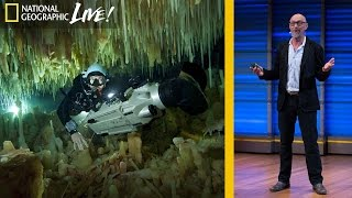 Download Underwater Cave Diving: Choosing Passion Over Risk | Nat Geo Live Video