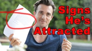 """Download """"How Do I Know If He's Attracted to Me?"""" (Matthew Hussey, Get The Guy) Video"""