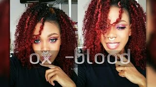 Download HOW TO: OXBLOOD HAIR COLOR Video