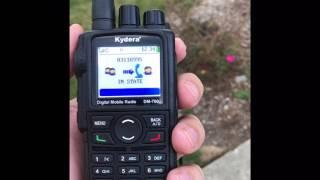 Download Kydera DM-760 DMR UHF Radio Video
