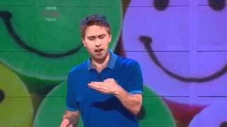 Download Russell Howard's Good News - Happiness Survey Video