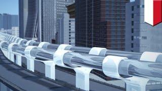 Download Hyperloop di Indonesia: kereta kapsul akan menjadi solusi transportasi - TomoNews Video