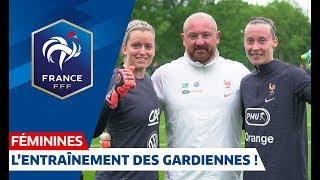 Download Equipe de France Fém. : au coeur de l'entraînement des gardiennes Video