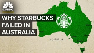 Download Why Starbucks Failed In Australia | CNBC Video