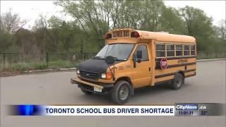 Download Video:Hundreds of kids left stranded after school bus driver shortage Video