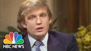 Download 1980s: How Donald Trump Created Donald Trump | NBC News Video