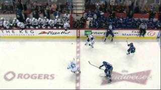 Download Edler Hit on Hertl - Leads to Three Game Suspension... 10/10/13 [HD] Video