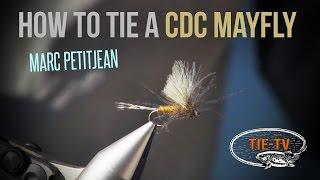 Download Tie TV - CDC Mayfly - Marc Petitjean Video