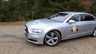 Download Év Autója 2018: Audi A8 - Félkész autószerűtlenség, amitől amúgy meg elájulsz Video