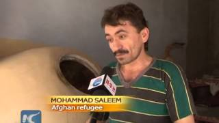 Download Afghan refugees in India Video