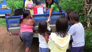 Download KIDS OVERSHOCKED OF JOY AND HAPPINESS OF THE GIFTS FROM BALIKBAYAYAN BOX OF TINTIN Video