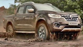 Download 2017 Renault ALASKAN Pickup Truck - Official Video Video