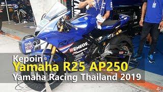 Download Kepoin Yamaha R25 AP250 Thailand ARRC 2019 | TMCBLOG #1151 Video
