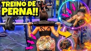 Download MEU TREINO DE PERNA 😍 Video