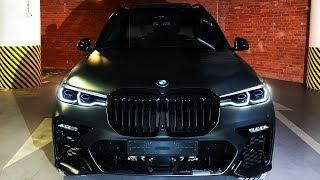 Download BMW X7 M Sport Line (2019) - Fantastic SUV! Video