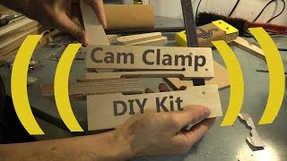 Download DIY Cam Clamp Kit / CNC Luthier Clamp Video