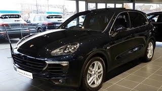 Download 2017 Porsche Cayenne S Diesel Interior and Exterior Review Video