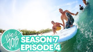 Download Cable Park Womping and Barefoot Disasters | Who is JOB 8.0 S7E4 Video