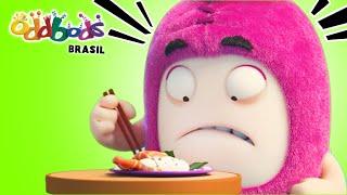 Download Oddbods | FIASCO DA COMIDA 5 | Desenho Animado Divertido Para Crianças Video