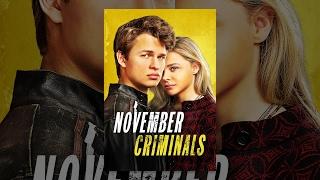 Download November Criminals Video
