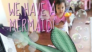 Download WE HAVE A MERMAID! - August 15, 2016 - ItsJudysLife Vlogs Video