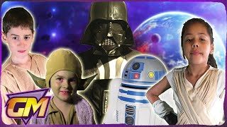 Download Star Wars Kids Parody: The Force Comes Home Video