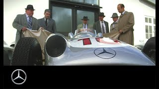 Download Die magischen Momente der Mercedes-Benz Silberpfeile Video