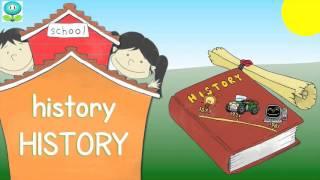 Download Tiếng Anh Cho Trẻ - Chủ Đề Các Môn Học - Daytre Video