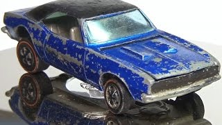 Download Redline Restoration: Hot Wheels 1968 Custom Camaro Video