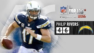 Download #46: Philip Rivers (QB, Chargers)   Top 100 NFL Players of 2016 Video