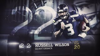 Download #22 Russell Wilson (QB, Seahawks) | Top 100 Players of 2015 Video