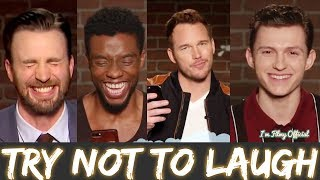 Download Avengers: Infinity War Bloopers and Funny Moments - Try Not To Laugh 2018 Video
