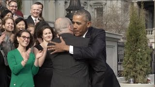 Download Many Goodbyes For Obama In Last Days Of Presidency Video