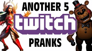 Download Another 5 Twitch Pranks - GFM Video
