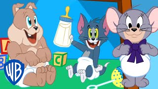 Download Tom & Jerry   Getting Ready for Picture Day   WB Kids Video