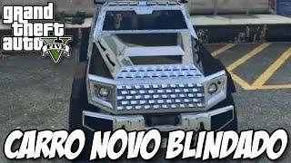 Download GTA V - INSURGENT o carro Blindado MESMO, Teste de RESISTENCIA CARRO NOVO DLC HEISTS Video