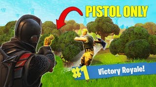 Download The Pistol Only Challenge [Fortnite] Video