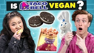 Download 7 Foods You Won't Believe Are VEGAN | People Vs. Food Video
