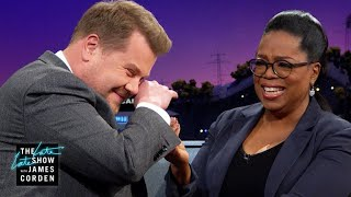 Download Oprah Can Make Anyone Cry, Including James Video