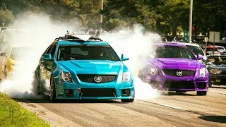 Download CTS-V Wagon VS Woodward Dream Cruise! Video