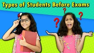 Download Types Of Students Before Exam | Funny Video | Pari's lifestyle Video